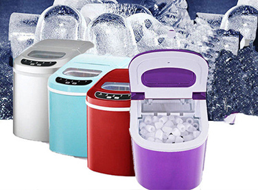 What are the application areas of household ice maker?