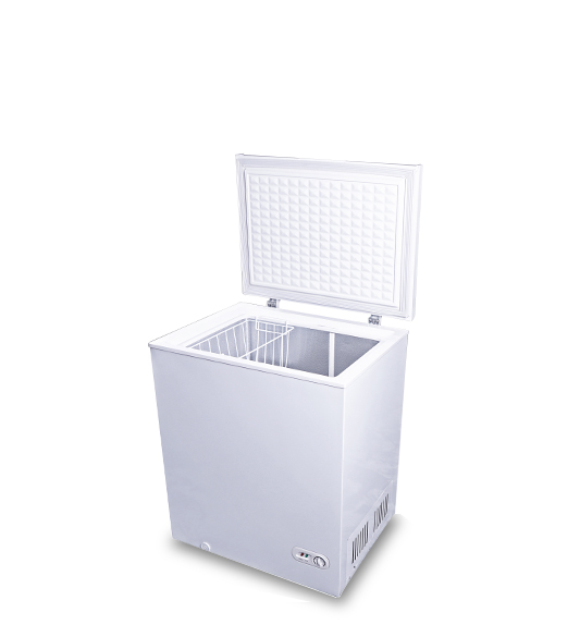 BD-150 Commercial Open Top Door Chest Freezer / Horizontal Freezer