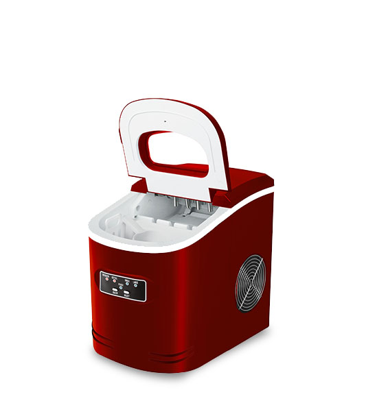 Ice Maker HZB-12A Red door