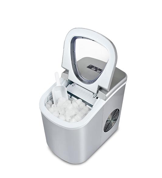 Mini small home household countertop quick automatic ice maker HZB-12
