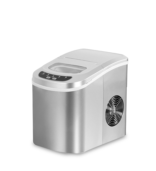 Portable Compact Counter Mini Cube Ice Maker HZB-12A S1