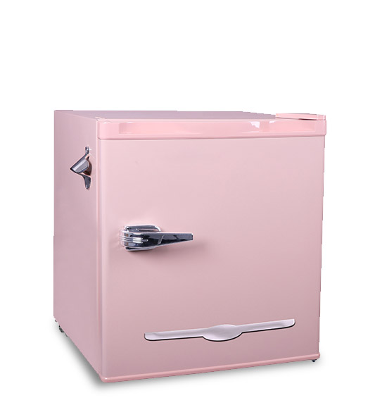Hot Sale Mini Compressor Refrigerator with No Freezer