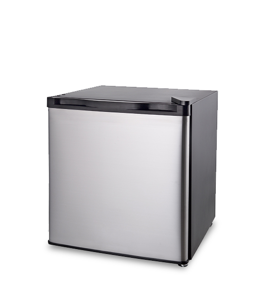 Single Door Portable Manual Defrost Refrigerator