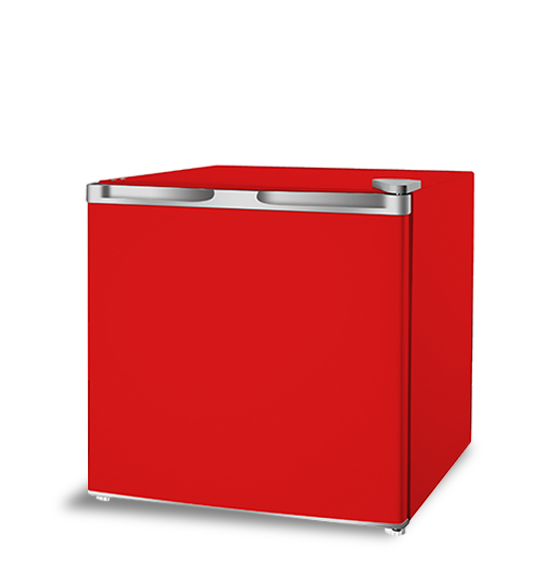 Refrigerator BC-46 Color Silver Edge