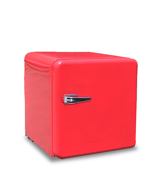 Good Price Small Portable Arc Door Refrigerator