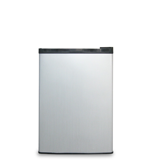Large-capacity Single Door Home Used Compressor Refrigerator