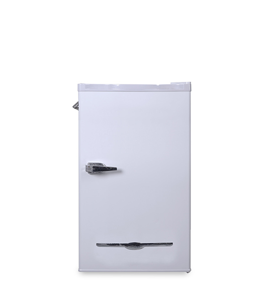 Small Portable Automatic Defrosting Refrigerator