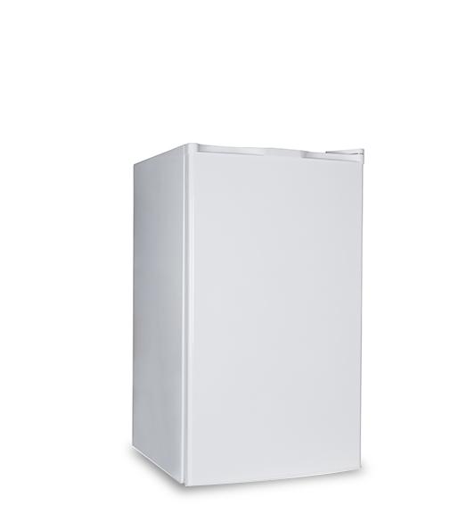 White Single Door Reach In Refrigerator