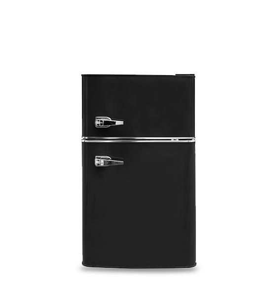 Refrigerator BCD-90 New Black