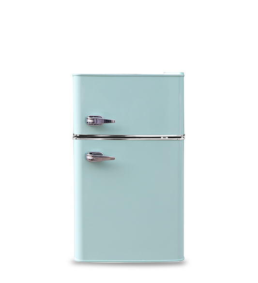 Refrigerator BCD-90 New Green