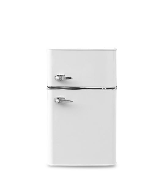 Refrigerator BCD-90 New White