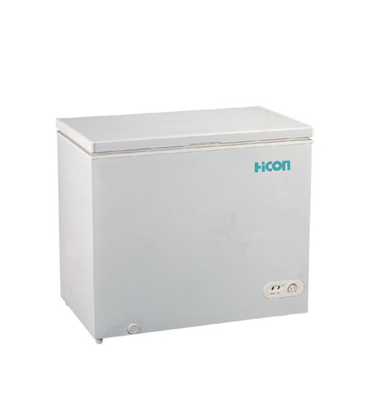 BD-300 Supermarket Ice Cream Top Open Chest Freezer