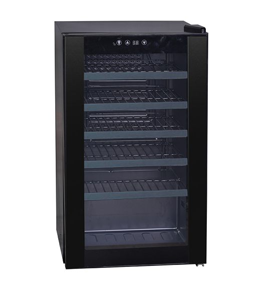 Dual Zone Wine Cooler JC-75