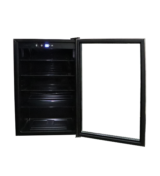Dual zone wine cooler JC-128